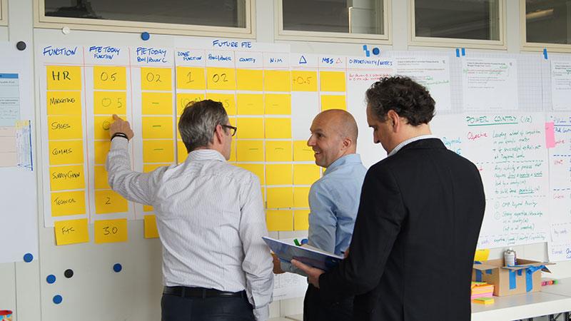 Organization design vs organizational design